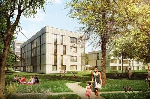 4-Zimmer Wohnung im neuen Stadtteil Reininghaus
