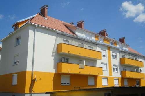 Familiengerechte Wohnung mit Balkon