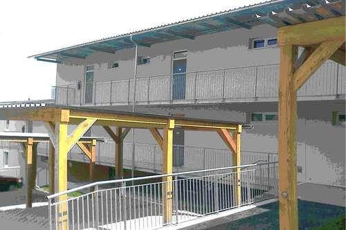 Geförderte 4-Zimmer-Wohnung in Miete