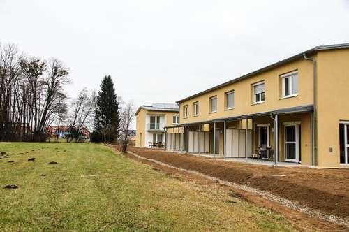 NEUBAU - geförderte Mietwohnung mit Kaufoption in Werndorf