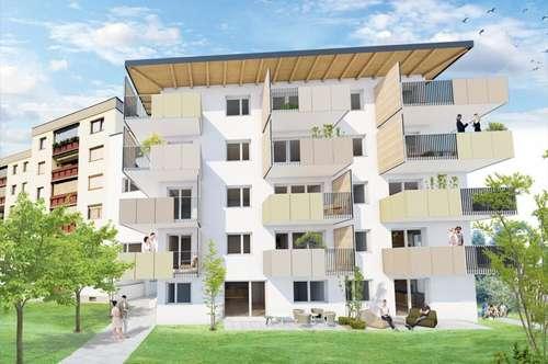 NEUBAU: 2-Zimmer-Wohnung in St. Barbara im Mürztal