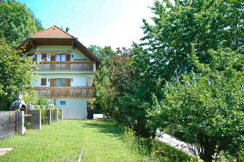 Wohnparadies mit herrlicher Aussicht  - Zweifamilienhaus – St. Veit ob Graz