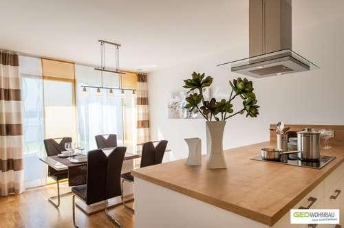 Neue Doppelhaushälfte in wunderschöner Waldrandlage - schlüsselfertig & provisionsfrei - Top A2