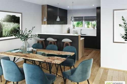 Großzügiges Eigenheim mit über 126 m² Wohnfläche Top B1 – PROVISIONSFREI & GEFÖRDERT