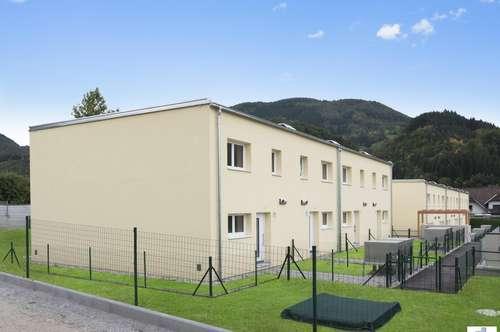 SOFORTIGES EIGENTUM - Topmodernes Reihenhaus Top A5 MIT KÜCHE zum Wohlfühlen in Traumlage Ferdinand-Andri-Straße/Zell - schlüsselfertig & provisionsfrei