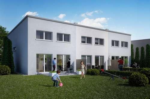 Verkauf Bauabschnitt II hat begonnen - Traumhafte Doppelhaushälfte Top F1 mit Top-Ausstattung - schlüsselfertig & provisionsfrei