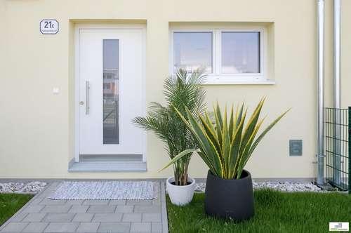 Wohnen in einem Passiv-Reihenhaus in Miete ODER im Eigentum in Waidhofen a.d.Ybbs Top B3 - Ferdinand-Andri-Straße - Provisionsfrei