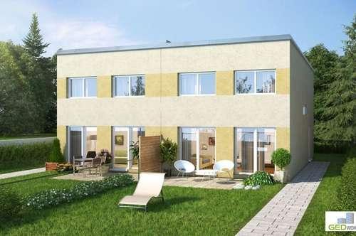 Traumhafte Doppelhaushälfte 117m² in idyllischer Lage in Stockern/Meiseldorf - schlüsselfertig & provisionsfrei - SOFORTIGES EIGENTUM