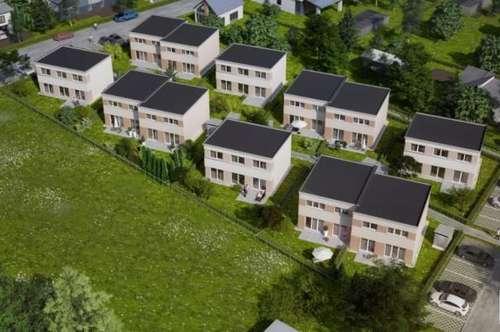 Wunderschöne Doppelhaushälfte mit Top-Ausstattung - schlüsselfertig & provisionsfrei - ab € 649,- pro Monat - Top E1