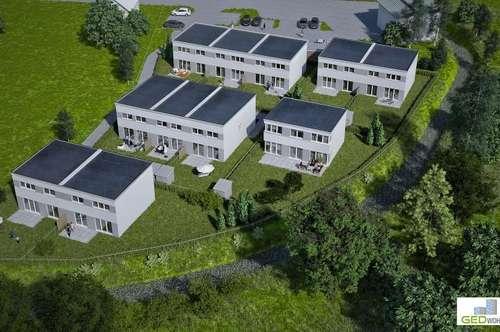 Moderne Doppelhaushälfte Top E1 in Toplage in Viehofen - schlüsselfertig & provisionsfrei - SOFORTIGES EIGENTUM