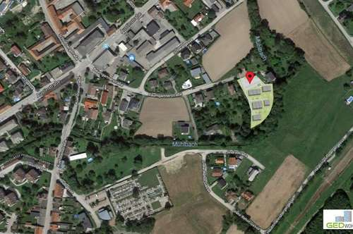 SOFORTIGES EIGENTUM!!! Eck-Reihenhaus in Passivbauweise Top A3 in sonniger Lage in Viehofen/ Baumgartnerstraße - schlüsselfertig & provisionsfrei