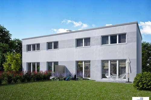 SOFORTIGES EIGENTUM MIT GRUND!!! Moderne Doppelhaushälfte in Passivbauweise Top E1 in Traumlage in Viehofen/ Baumgartnerstraße - schlüsselfertig & provisionsfrei
