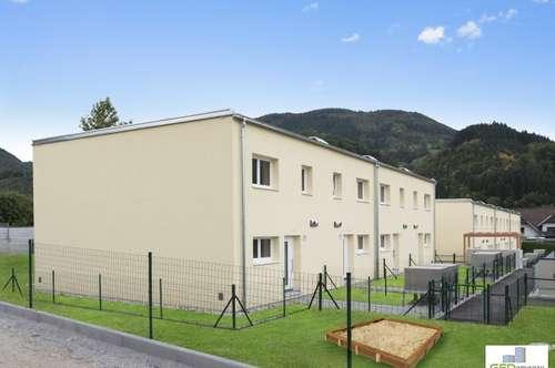 Miete ODER Kauf! Neues Reihenhaus in Waidhofen a.d.Ybbs Top B2 - Ferdinand-Andri-Straße/ Zell