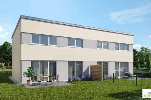 SOFORTIGES EIGENTUM - Wunderschöne Doppelhaushälfte Top A2 in Ruhelage in Wr. Neustadt - schlüsselfertig und provisionsfrei