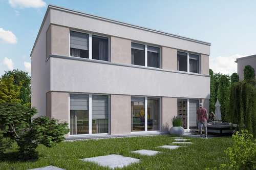 Modernes Einfamilienhaus Top G1 mit großzügigem Garten mit Klima:Aktiv Gold-Zertifizierung - SCHLÜSSELFERTIG in Passivbauweise in Wr.Neustadt/ Frohsdorfersiedlung - SOFORTIGES EIGENTUM