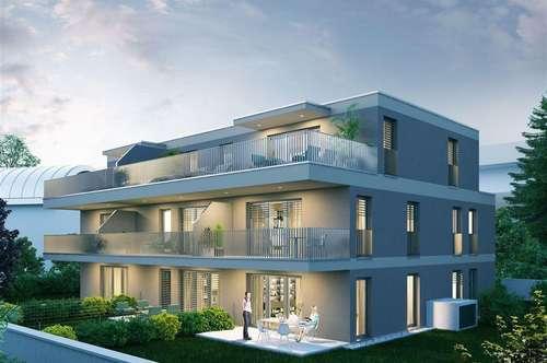 NEU! 3-Zi. Dachterrassen-Wohnung in Salzburg/Morzg!