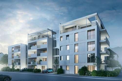 Neue 1-, 2-, 3- und 4-Zi. Wohnungen in Bischofshofen!