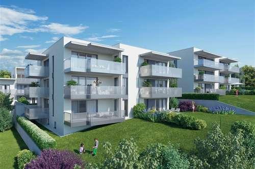 Eugendorf! 71m² Gartenwohnung.
