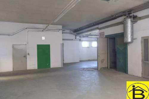 13295 - Halle mit Lackierbox und Sandstrahlkabine in Obergrafendorf zu vermieten