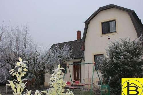 13539 - CHARMANTES Haus in Obersiebenbrunn!
