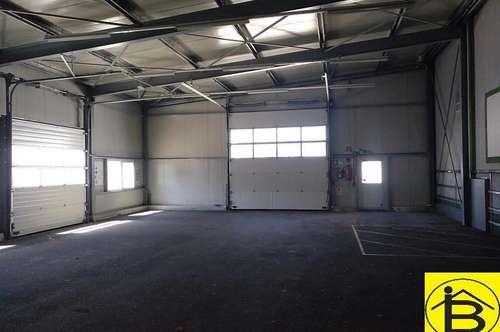 13298 - Produktionshalle/Lager teilweise beheizt in Obergrafendorf zu vermieten