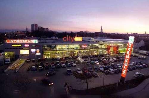 10904 - Tolles Geschäftslokal im City Super Center Sankt Pölten zu vermieten!