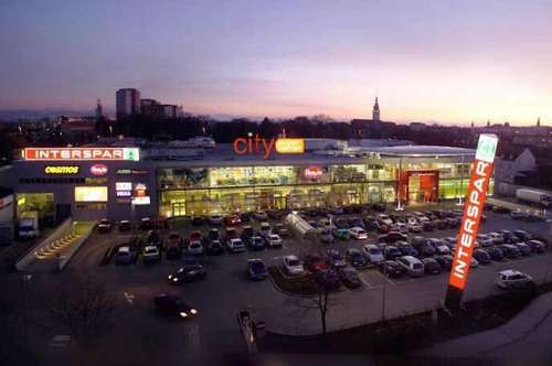 10907 - Tolles Geschäftslokal im City Super Center Sankt Pölten zu vermieten!