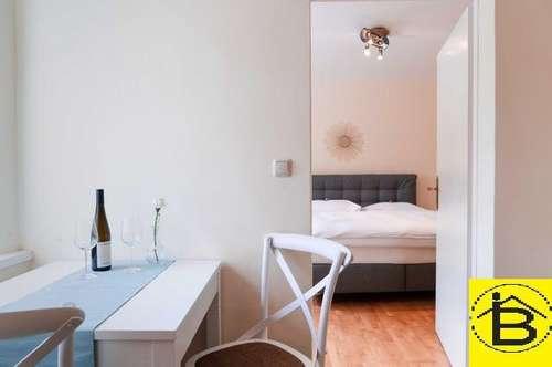 13254 - Möblierte, helle 30 m2 Singlewohnung