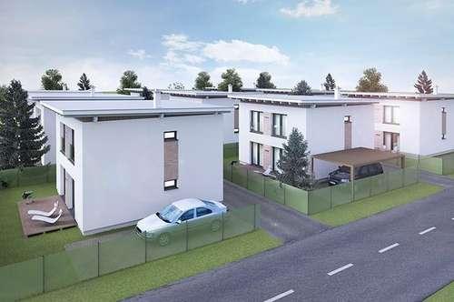 Haus 1 - Jungfamilien-Projekt - Bauphase 2