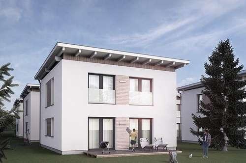 Haus 1 - Modernes Einfamilienhaus in ruhiger Siedlungslage - Bauphase 3