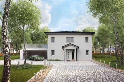 Neubau Villa Mediterrano Nähe Eisenstadt