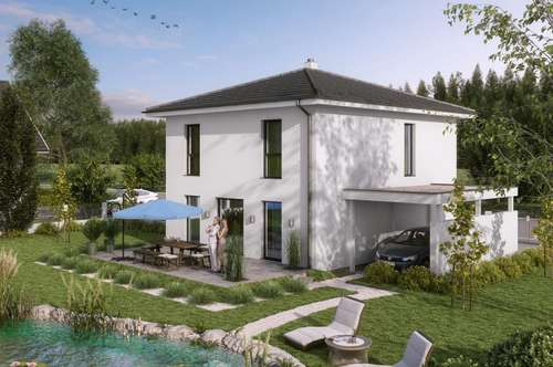 Neubau Villa Mediterran Nähe Eisenstadt