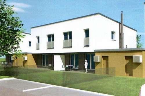 Genossenschaftsreihenhaus - Neubau