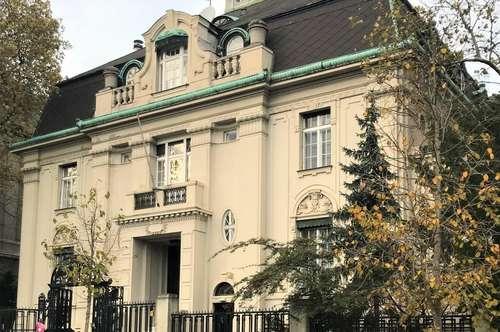 Repräsentative Villa in bester Lage Döblings!!!