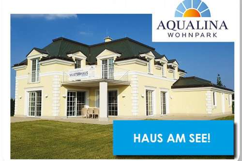 HAUS AM SEE! 15 Minuten südlich von Wien! - Aqualina Wohnpark - PROVISIONSFREI