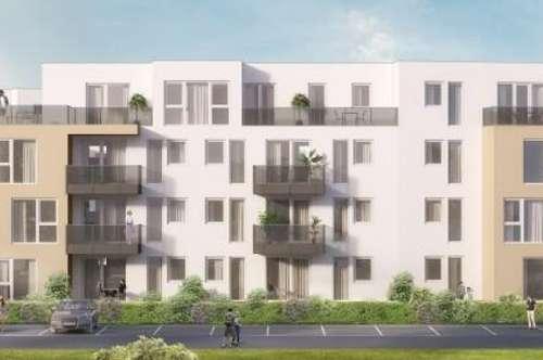 PROVISIONSFREI - Dachgeschosswohnung mit Dachterrasse
