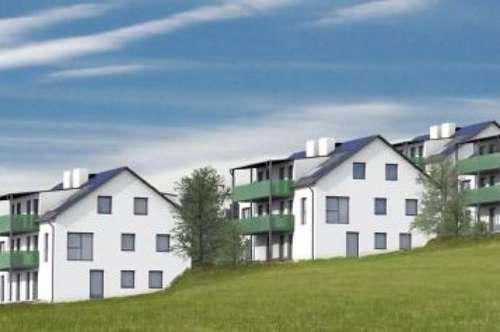 Geförderte Genossenschafts-Wohnung in Mietkauf - großer Eigengarten