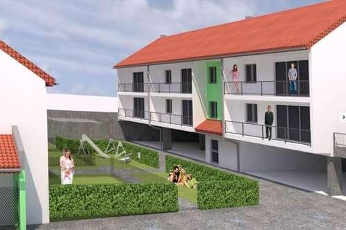 Geförderte Genossenschaftswohnung in Mietkauf - FINANZIERUNGSBEITRAG FLEXIBEL