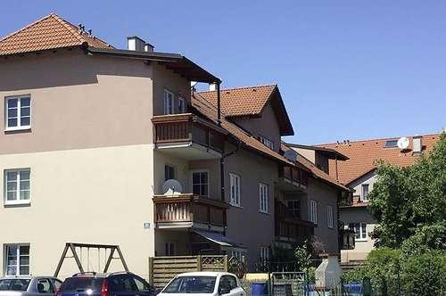 Genossenschaftswohnung in Pöchlarn - Dachgeschoss