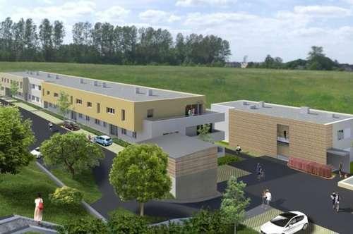 Geförderte Genossenschaftswohnung in Mietkauf- NEUBAU