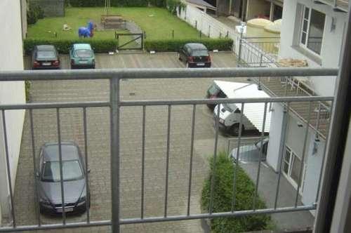 2-Zimmer-Wohnung inklusive Balkon