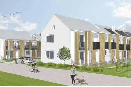 Mietkauf-Wohnungen in Gols mit Eigengarten - Sonderfinanzierung möglich