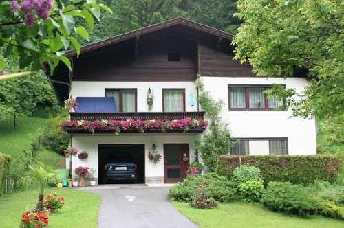 Einfamilienhaus in absoluter Ruhelage in Hohenberg!