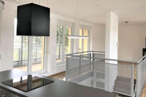 Top-Maisonettenwohnung mit 2 Terrassen!!!