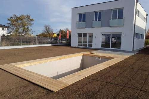 Neubau - Hochwertiges Einfamilienhaus mit Swimmingpool !!