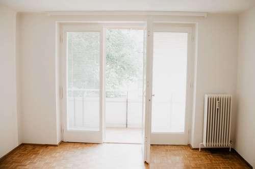 Sanierte 3-Zimmer-Wohnung mit Südloggia