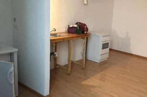 2 Zimmerwohnung in der Fußgängerzone, Nähe Bahnhof.