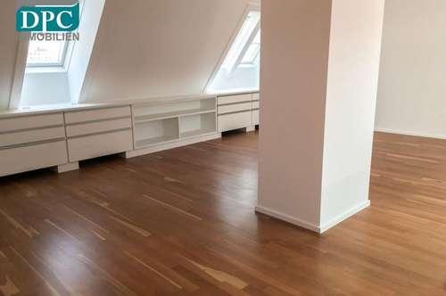 DPC | Dachterrassen-Maisonette in wunderschönem Palais
