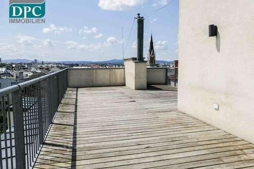 DPC | Unbefristete Dachgeschoss Maisonette Wohnung im Botschaftsviertel!