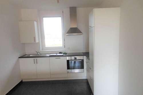 Mietwohnung inkl. Einbauküche mit Loggia - 57 m²